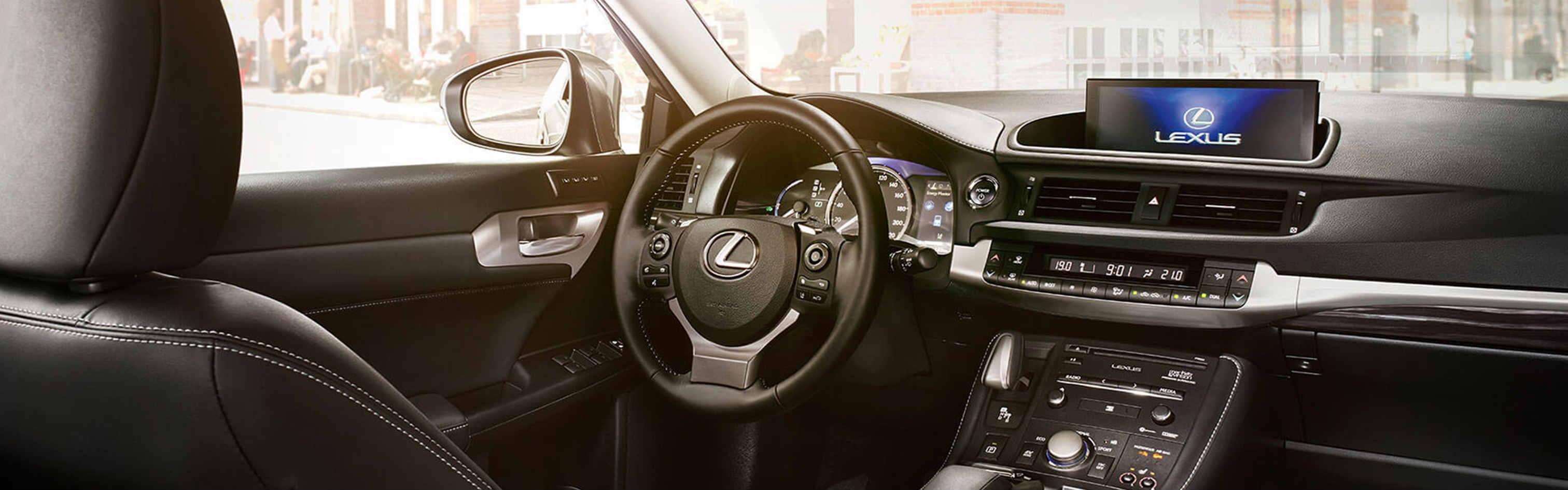 Novo Lexus CT 200h