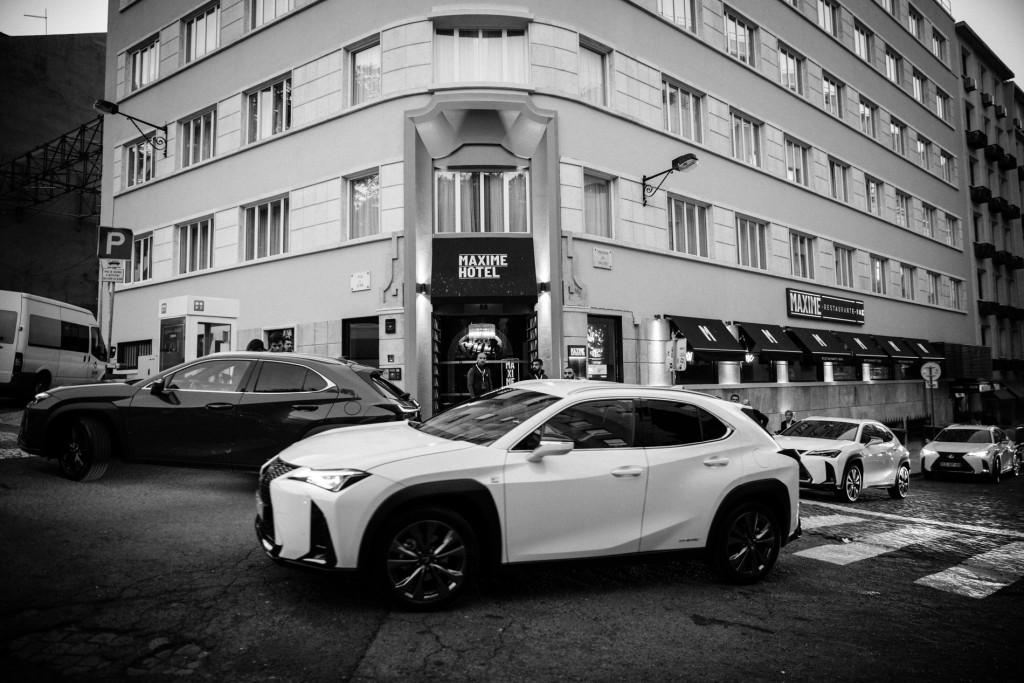 Lexus Ux em Lisboa